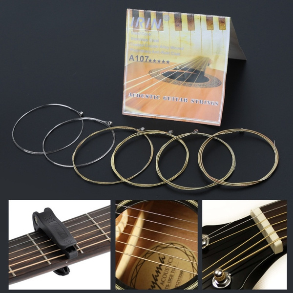 Steel, Copper, Musical Instruments, Strings