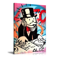 Dj, Decor, alecmonopoly, Home