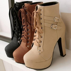 ankle boots, Booties, Fashion, Leather Boots
