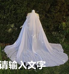 Fashion, chiffon, halloweencloak, Halloween