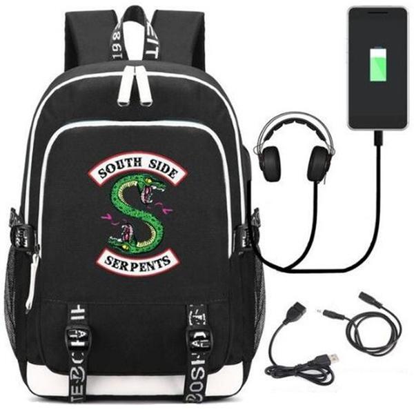 School, portlock, usb, serpent