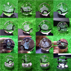 pokeball, charizard, Gifts, crystaldecor