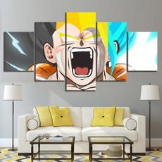 Dragonball, Video Games, Wall Art, Home Decor