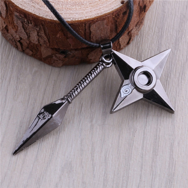 Men Jewelry, Men  Necklace, Jewelry, kunai