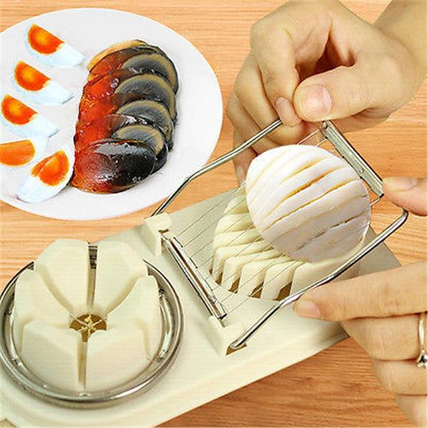 eggslicer, eggslicercutter, multifunctionslicer, Kitchen & Dining