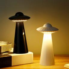 rechargeableufoledtablelamp, miniledtablelamp, eyeprotection, antislipbaseufoledtablelamp