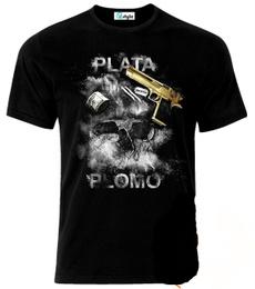 mensummertshirt, Mens T Shirt, pabloescobar, Cotton T Shirt