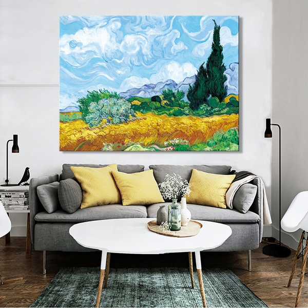posterspainting, Decor, Wall Art, Home Decor
