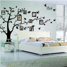 Beautiful, art, Home Decor, treewallsticker