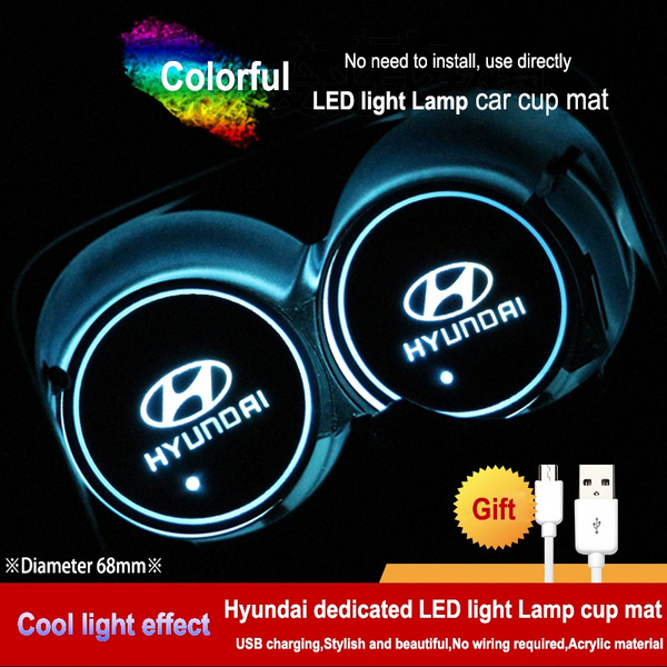 caratmospherelight, led, Mats, Colorful