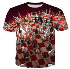 Fashion, Chess, 3dtshirtforboysandgirl, 3dcatoontshirt
