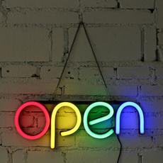 Shop, openhousesign, ledopensign, led