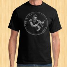 blouse, Funny T Shirt, Cotton T Shirt, brucespringsteen