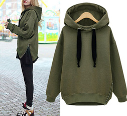 womenjumper, Fashion, Zip, coatsampjacket
