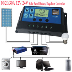 solarcontroller, solargenerator, usb, Home & Living