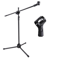 streamingvideomicrohponestand, vocal, Clutch, Mount