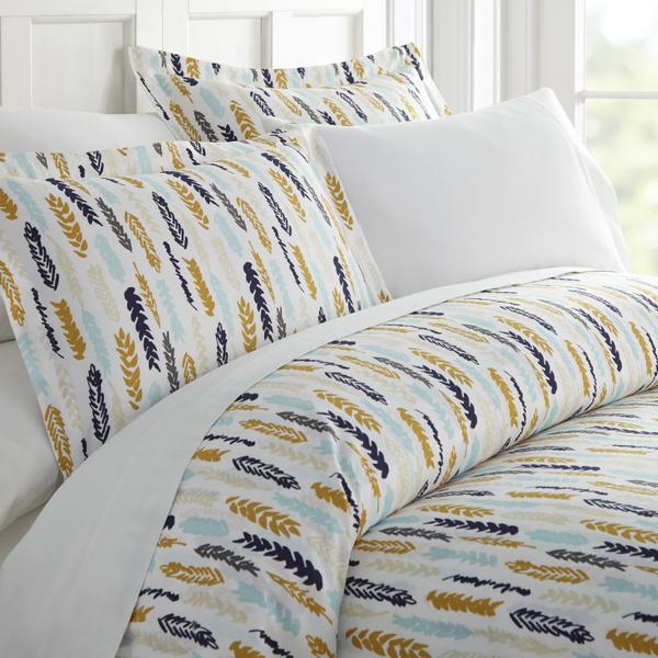 patterned, Set, Sheets, duvet