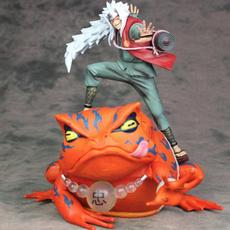 36cm, jiraiya, figure, Pvc