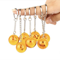 dragonballkeychain, Toy, Key Chain, Jewelry