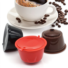 Steel, Coffee, coffeecapsule, Cup