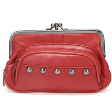 keyholder, leather purse, Bags, genuine leather