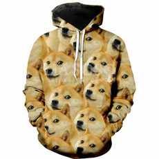 3D hoodies, teentop, Casual Hoodie, Animal