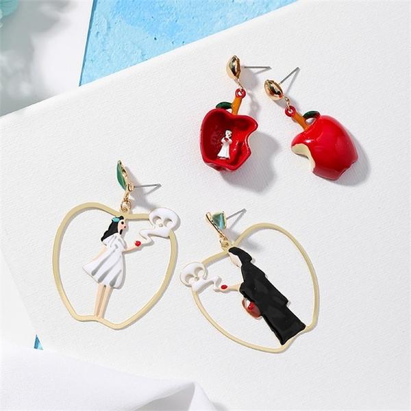 Apple, fairy, korean style, Simple Style