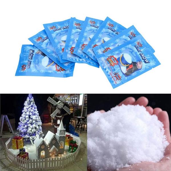 snowman, Home & Kitchen, magicfakeinstantsnow, Home Decor