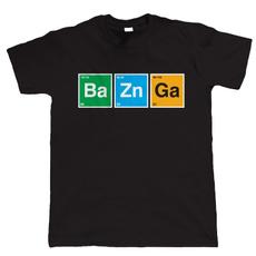 Mens T Shirt, casualtshirtstop, bazinga, Funny