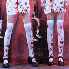 womens stockings, horrorcostume, Cosplay, halloweenparty