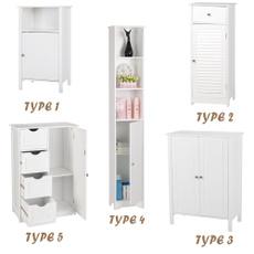 Bathroom, floorstand, Home Decor, Door
