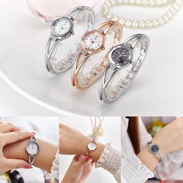 Steel, Elegant, Fashion Accessory, quartz