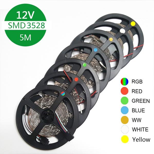 Blues, dc12v, LED Strip, led