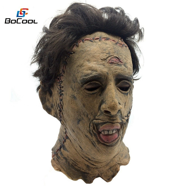 The Real Leatherface Mask