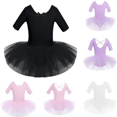 ballerina, Ballet, Shorts, Sleeve