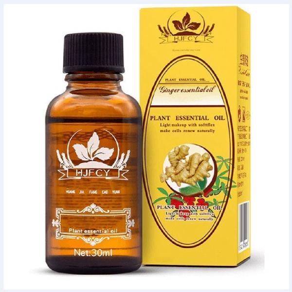 gingeroil, Plants, massageessentialoil, Aromatherapy