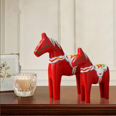 redhorsedecoration, decoration, horse, creativedecoration