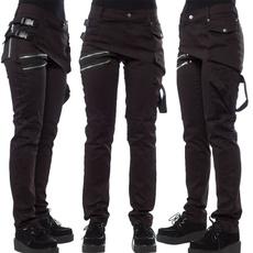Women Pants, Goth, Fashion, Casual pants