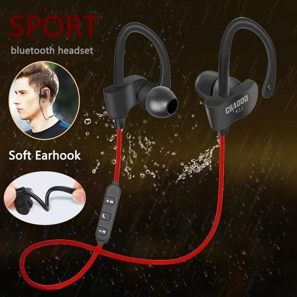 Headset, Sport, Earphone, Bass