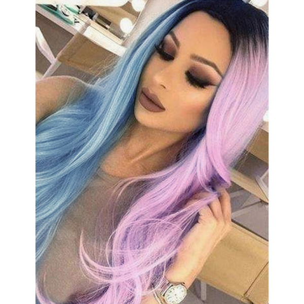 wig, pink, Cosplay, Beauty
