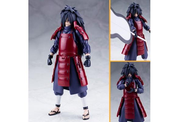 Anime Naruto Shippuden Uchiha Madara PVC Action Figure Figurine Toy Gift No Box