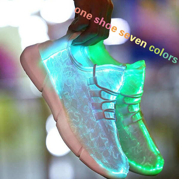 light up, Boy, Sneakers, Plus Size