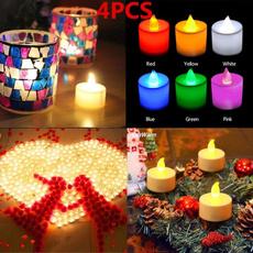 indoorlight, lightcandle, colorchangingled, led