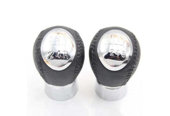 Car 5 Speed Gear Stick Shift Knob Head for M-azda 3 5 6 323 626 RX8 Gear Shift Knob Head