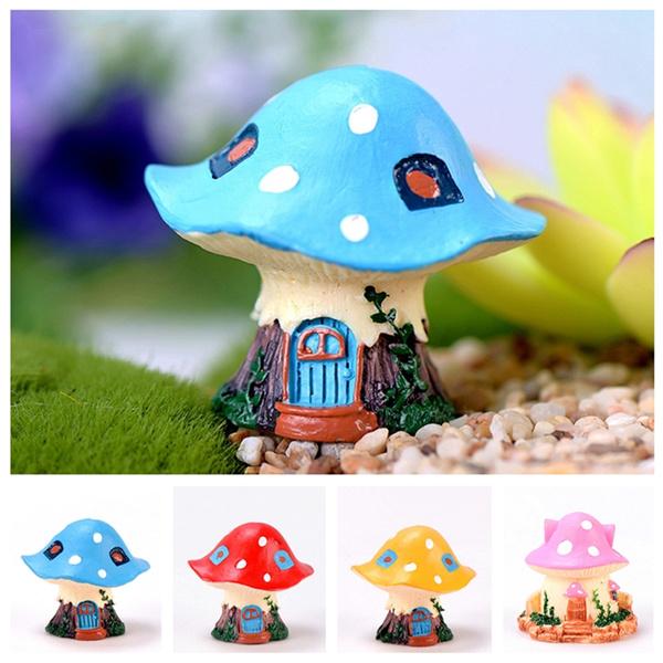 Bonsai, bonsaidecoration, mushroomhouse, miniaturegarden
