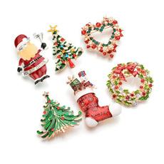santaclausbrooch, Christmas, Gifts, Women jewelry