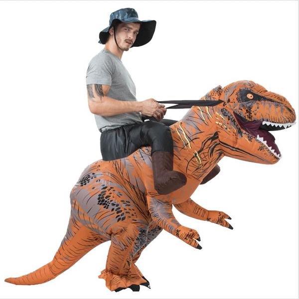 inflatablecostume, dinosaurtoy, Men's Fashion, Cosplay Costume