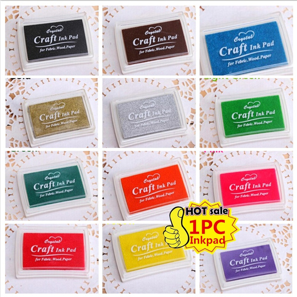Home Decor, Stamps, Pure Color, colorfulinkpad