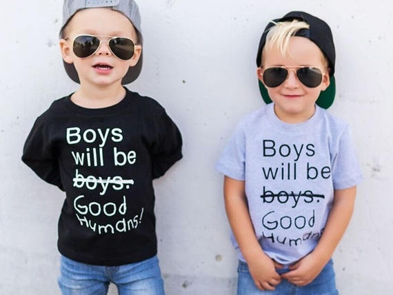 cute, boyswillbegoodhumansboysshirt, Shirt, funnybabyclothe