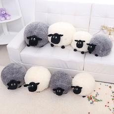 Sheep, cute, Toy, Cushions